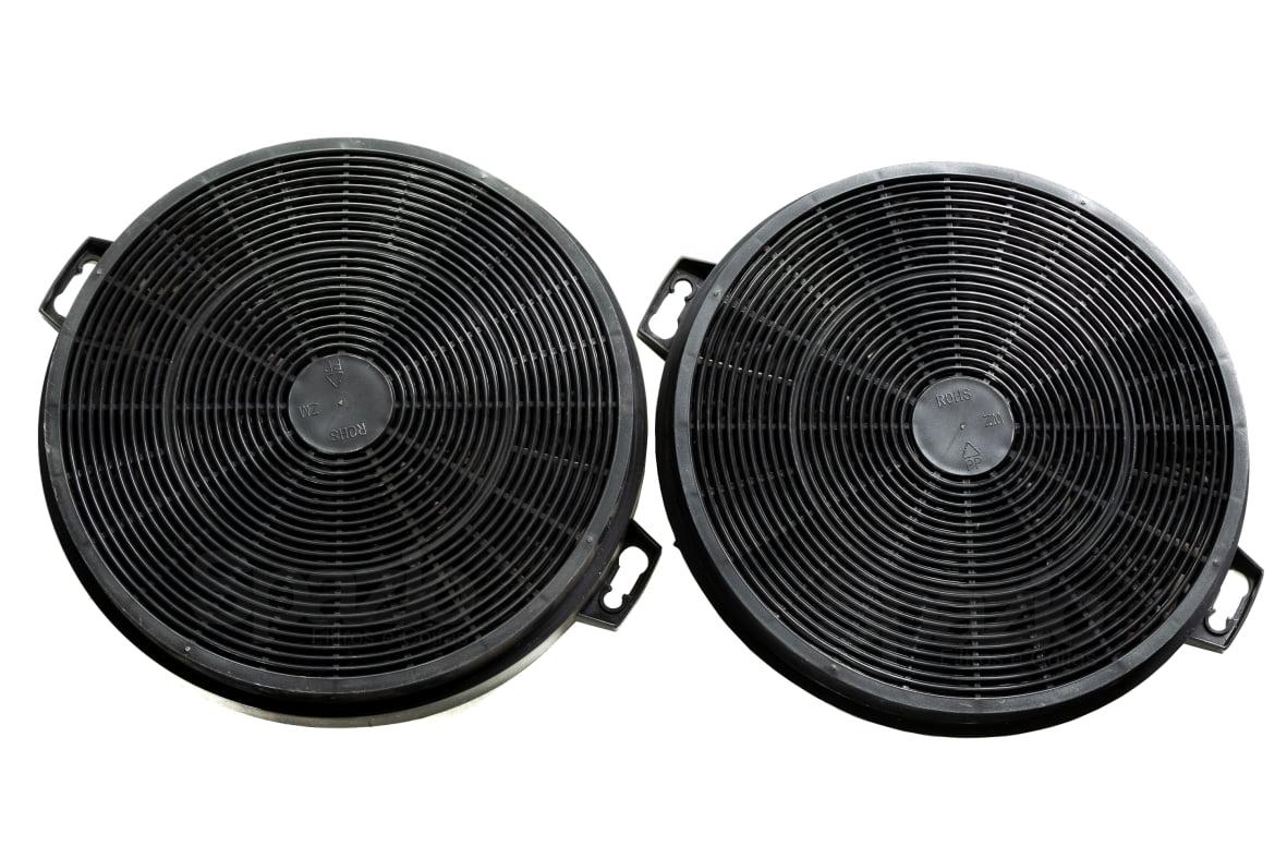 2 filtros de carvão 21cm coifa Electrolux 60CX
