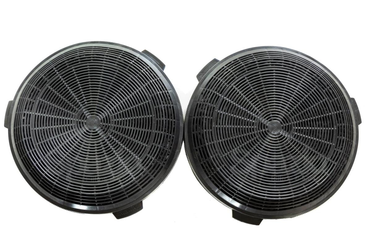 2 filtros de carvão para coifa Electrolux 90CT