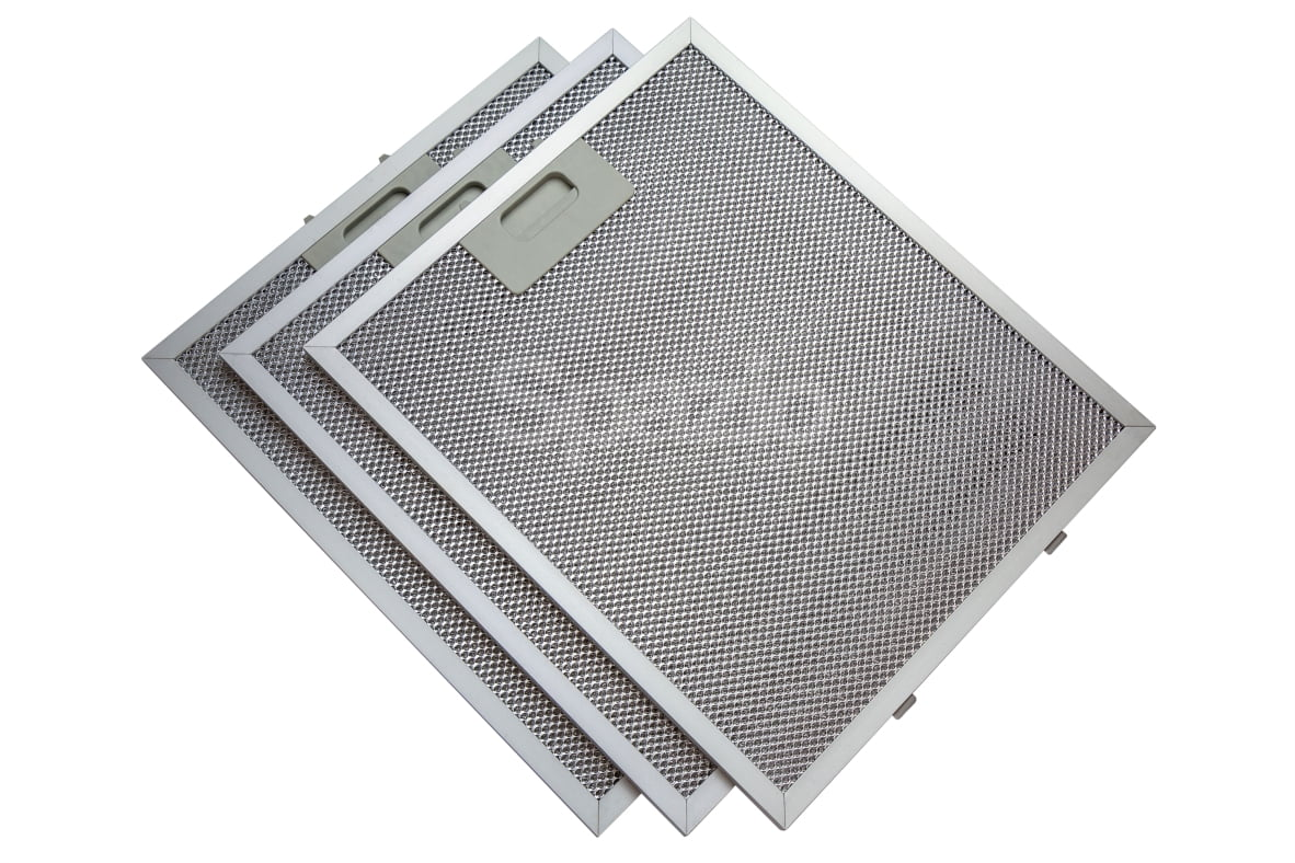 Kit 3 filtros metálicos para coifa NEW DRITTA Tramontina