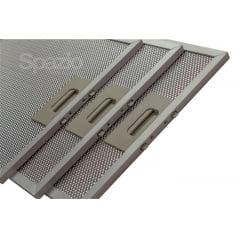 KIT 3 Filtros metálicos coifa Electrolux 90CX