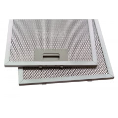 KIT 2 Filtros metálico para coifa Fischer Tradition Plus 60cm